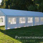 Partytent 6x12 meter zijkant rechts huren in Middelburg